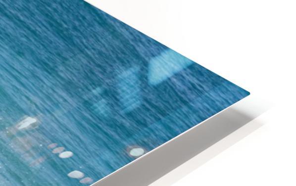 surf, water, wave, sea, nature, turquoise, ocean, splash, seashore, panoramic, spray, foam, HD Sublimation Metal print