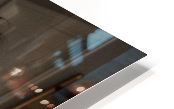 Stepford HD Sublimation Metal print