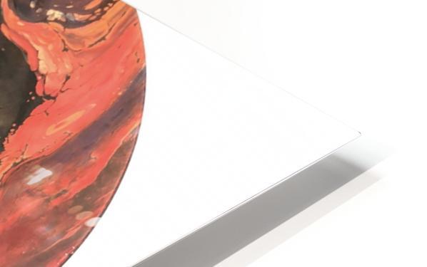 Lava HD Sublimation Metal print