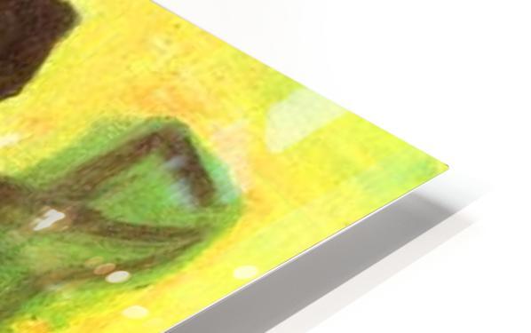 Return of the farmer by Van Gogh HD Sublimation Metal print