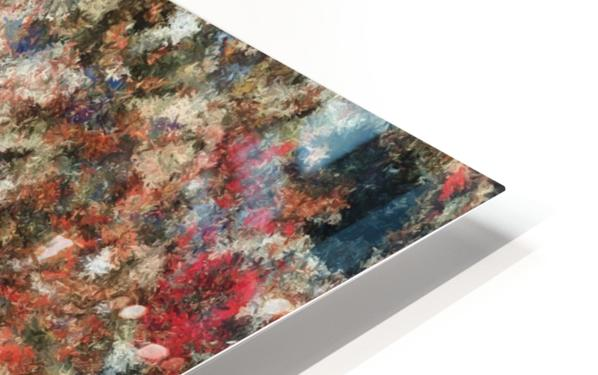 Quiltocracy HD Sublimation Metal print