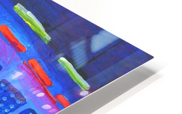 Bowling Alley. David K HD Sublimation Metal print