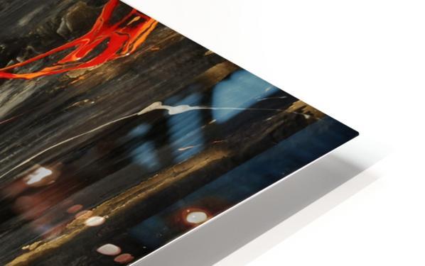 2841 - safe n sound HD Sublimation Metal print