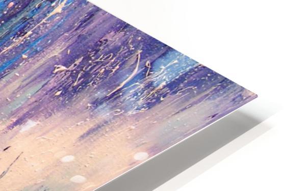 Winter HD Sublimation Metal print