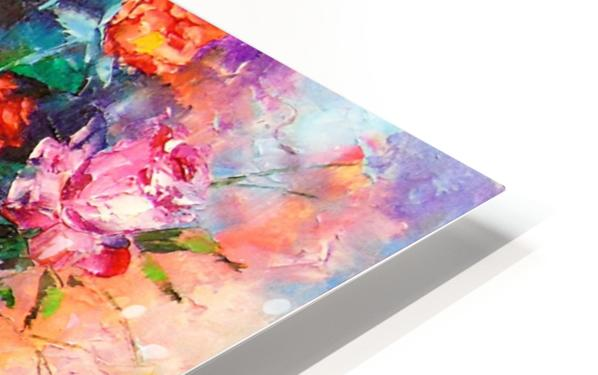 Roses HD Sublimation Metal print
