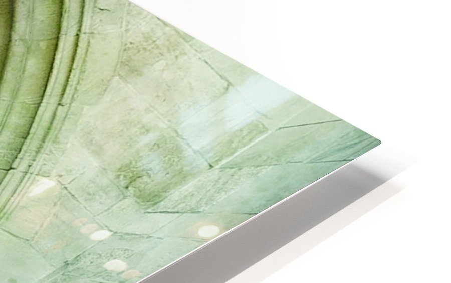 ZURICH CATHEDRAL DOOR HD Sublimation Metal print