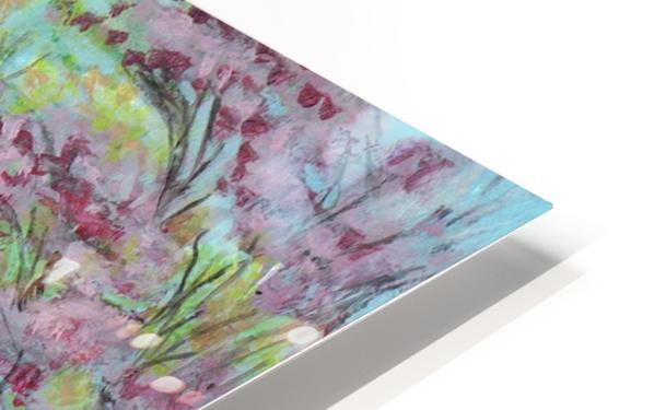 Affinity for Fall HD Sublimation Metal print