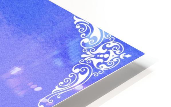 Psalm 29 2 5BL HD Sublimation Metal print