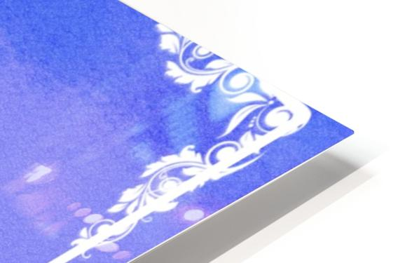 Psalm 16 8 9BL HD Sublimation Metal print