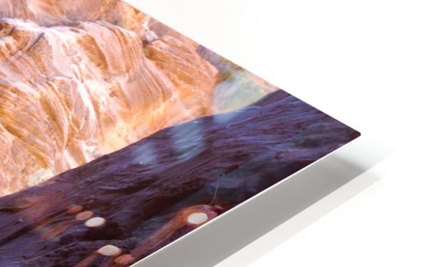 The Narrows HD Sublimation Metal print