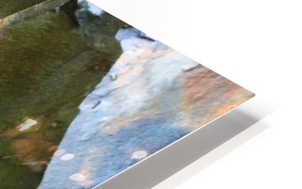 Colorful Slate HD Sublimation Metal print
