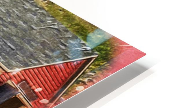TrinityBayMPart HD Sublimation Metal print