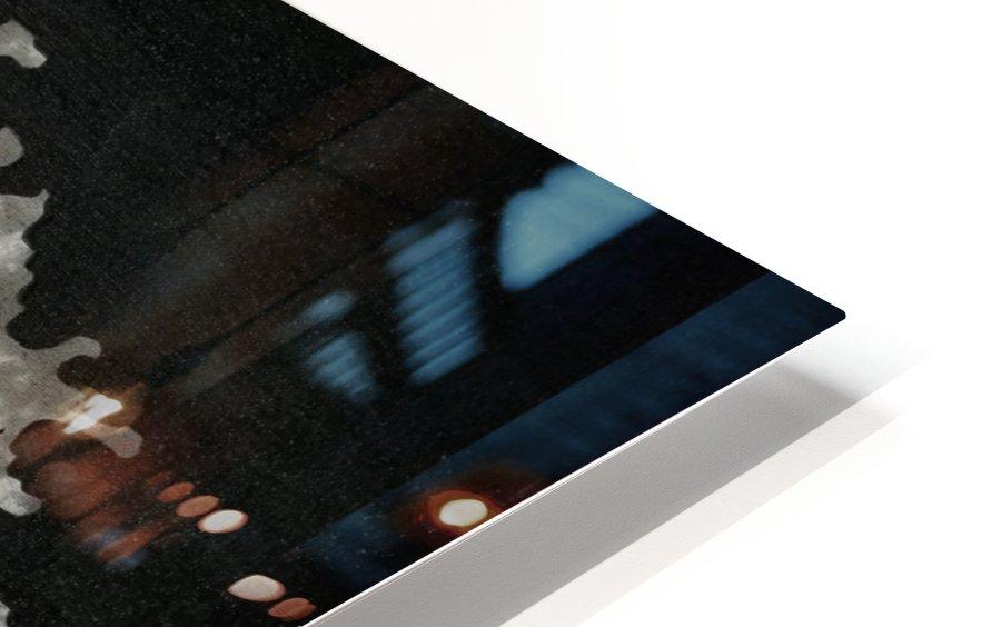 Steel Heart HD Sublimation Metal print