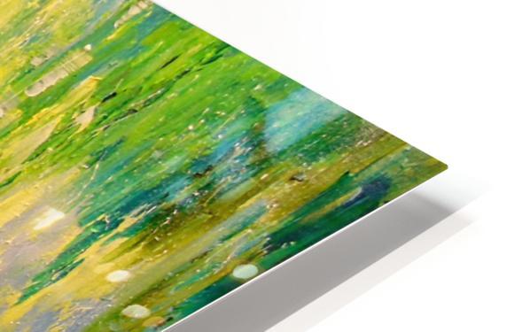 Fabulous pond HD Sublimation Metal print