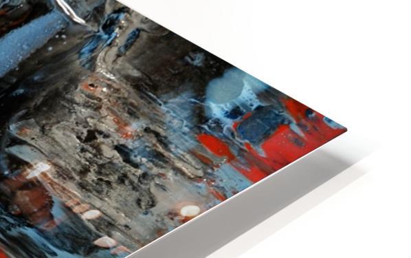 3389 HD Sublimation Metal print