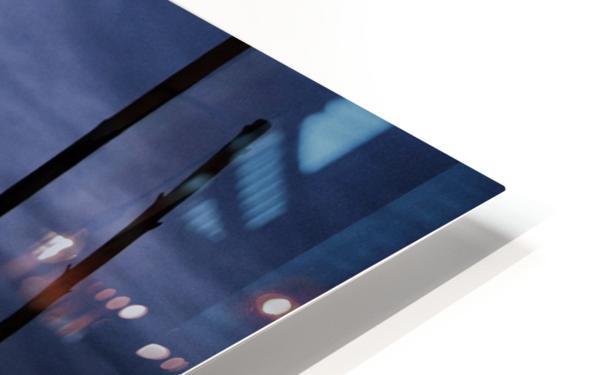 Lanterne de Lima Impression de sublimation métal HD