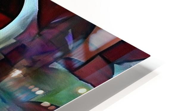 Symbolic Internet HD Sublimation Metal print