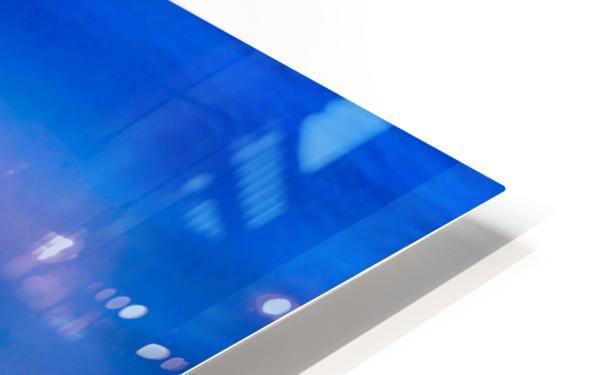 So simple Blue  Impression de sublimation métal HD
