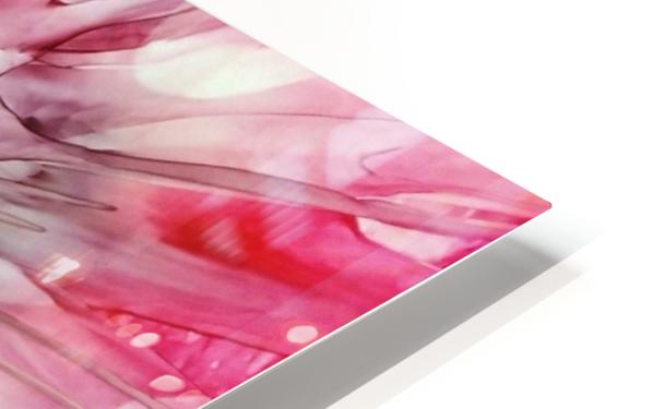 Carnation HD Sublimation Metal print