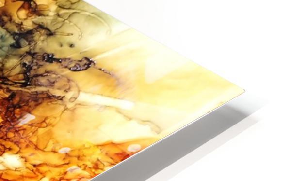 Sediment HD Sublimation Metal print