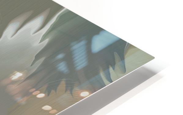 Saints HD Sublimation Metal print