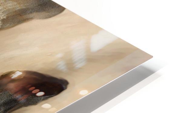 Pious HD Sublimation Metal print