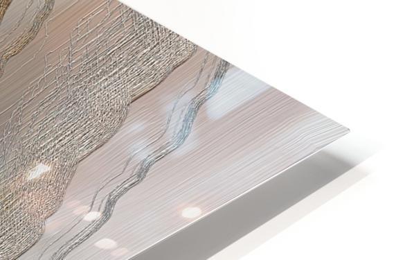 Strands 1 HD Sublimation Metal print