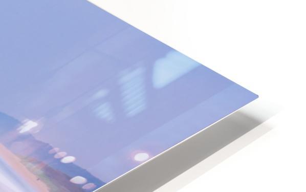 Seascape HD Sublimation Metal print
