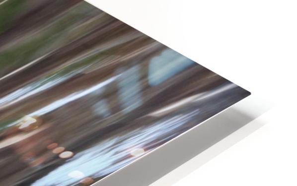 Moving Trees 26 Landcape 52 70 200px HD Sublimation Metal print
