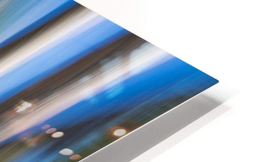 Moving Trees 31 Landcape 52 70 200px HD Sublimation Metal print