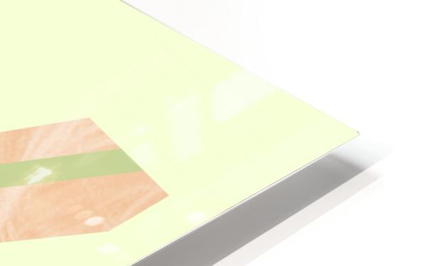 Yak HD Sublimation Metal print
