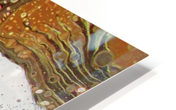 Fragments HD Sublimation Metal print