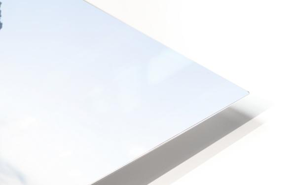 DURDLE DOOR DUSK 2. HD Sublimation Metal print
