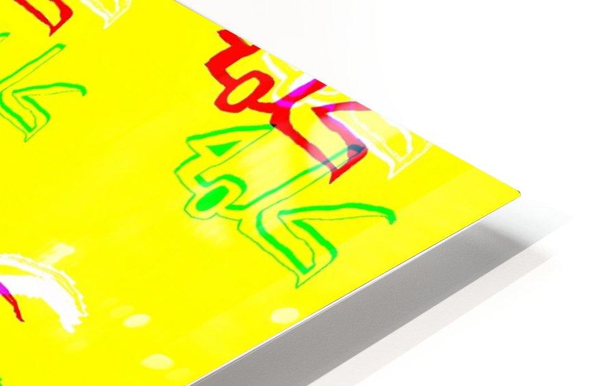Add & Temoty HD Sublimation Metal print