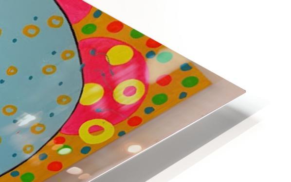 flexible HD Sublimation Metal print