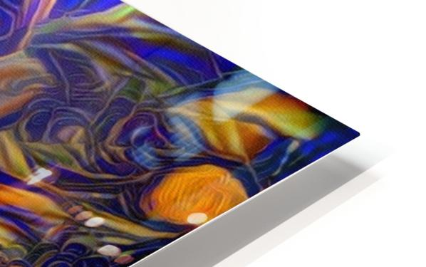 Abstract DNA HD Sublimation Metal print