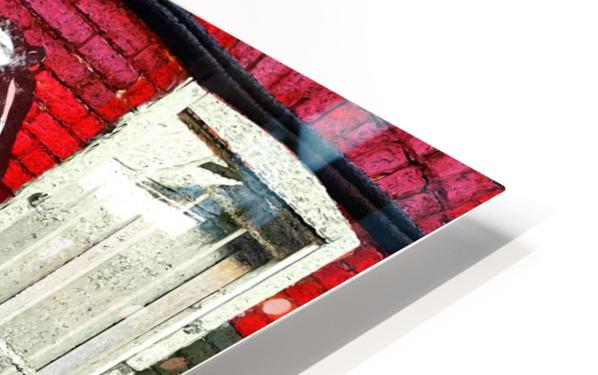 Hommage - Leonard Cohen HD Sublimation Metal print