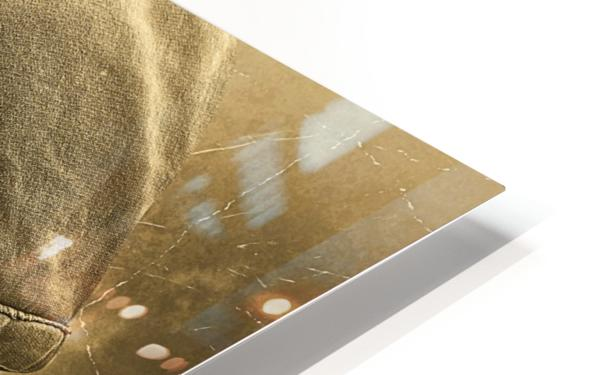 The new dawn HD Sublimation Metal print