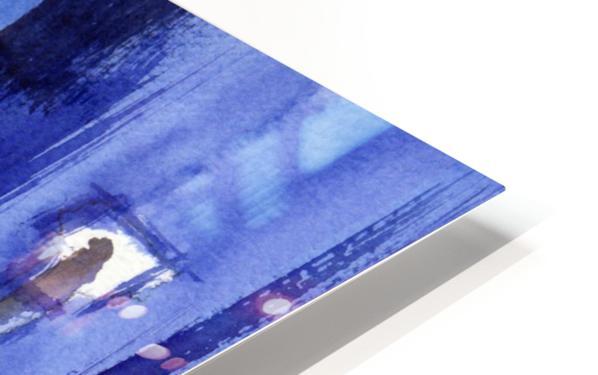 Beaujolais Nouveau HD Sublimation Metal print