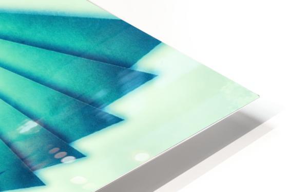 Composition de Nautile HD Sublimation Metal print