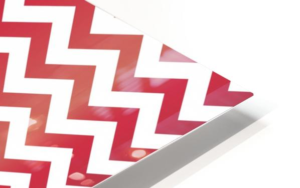 APPLE CHEVRON HD Sublimation Metal print