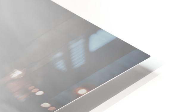 Glassy HD Sublimation Metal print