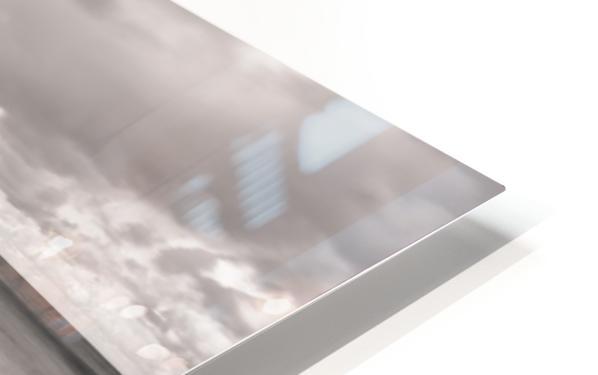 Smelt Brook HD Sublimation Metal print
