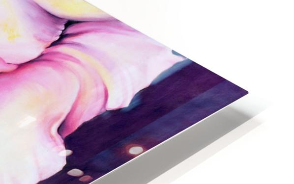 THE ORCHID HD Sublimation Metal print