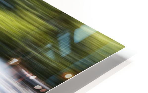 DRIFT SHIFTING 2 HD Sublimation Metal print