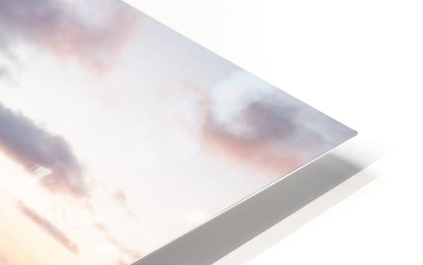 Vanilla Skies HD Sublimation Metal print