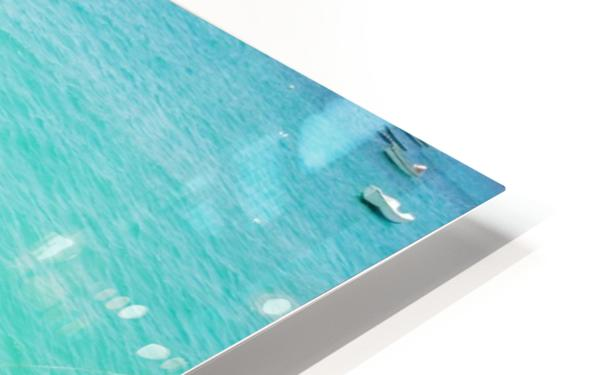 INTO THE BLUE 2. HD Sublimation Metal print