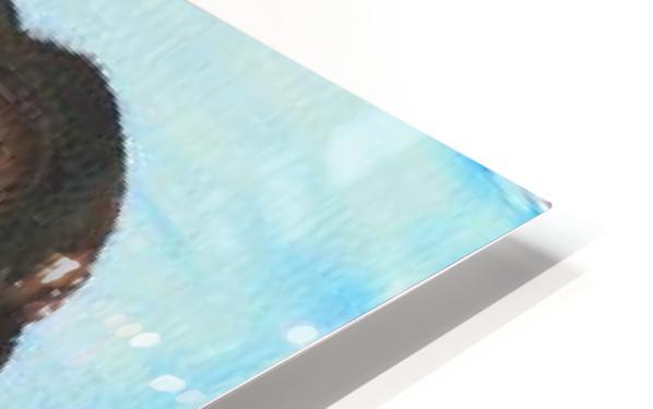 auto portrait HD Sublimation Metal print