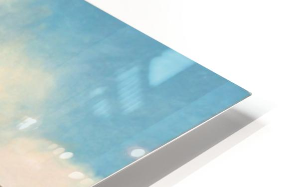 Morning Sail HD Sublimation Metal print