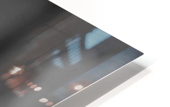Keep Climbing B&W HD Sublimation Metal print